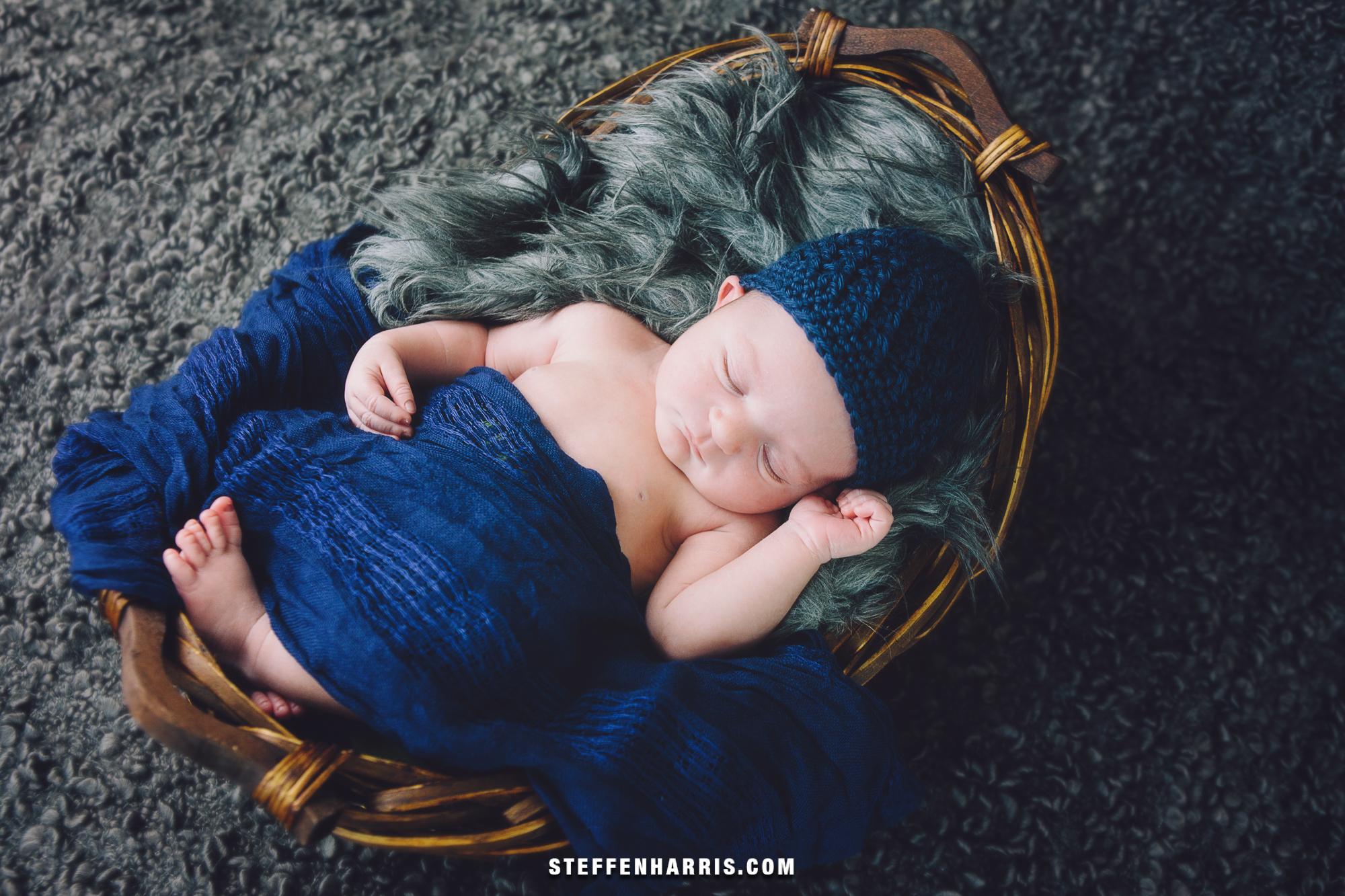 Spring-Newborn-